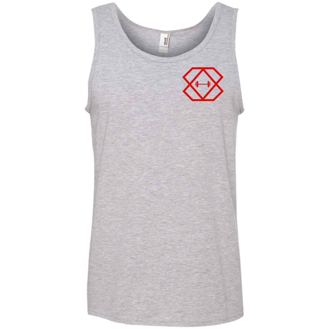 Red Label Cotton Tank Top