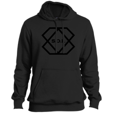 Load image into Gallery viewer, Black Label Tall Pullover Hoodie