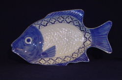 Fish Platter, Long and Wide