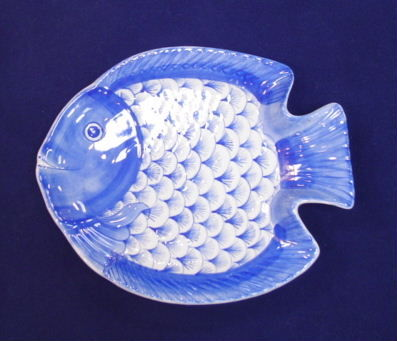 Fish Platter-Fish Platter-Nautical Decor and Gifts