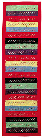 Panels Rug Runner-Rug Runners-Nautical Decor and Gifts