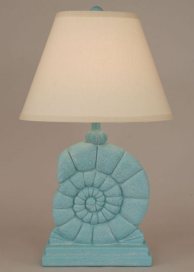 Sea Snail Lamp