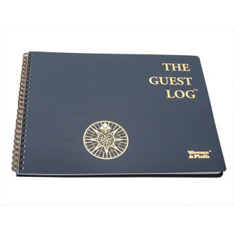 The Yachting Guest Log Book