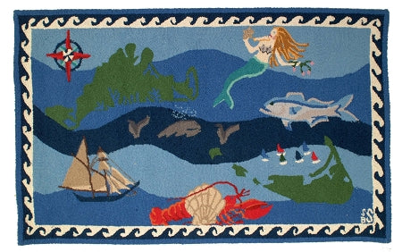 Nantucket Area Rug