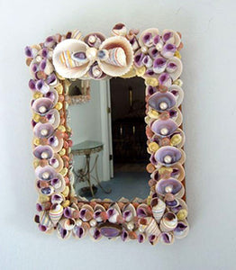 My Cebu Beauty Seashell Mirror