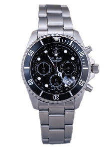 Chronograph 200M Anchor Dial Watch