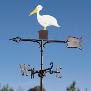 "30"" Pelican Weathervane-Nautical Decor and Gifts"