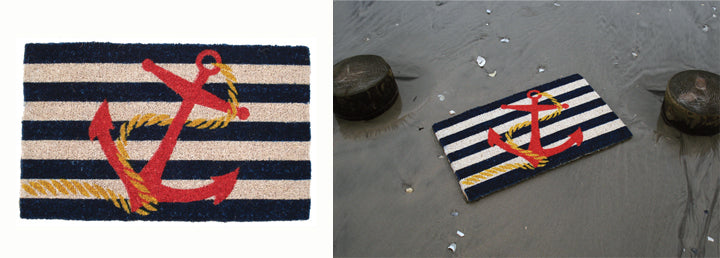 Anchor Hand Made  Doormat