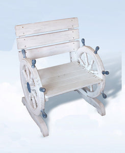Shipwheel Chair