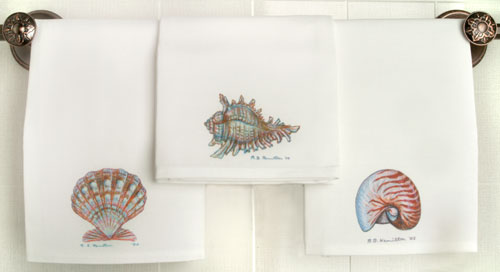 Guest HandTowels - Set of Three