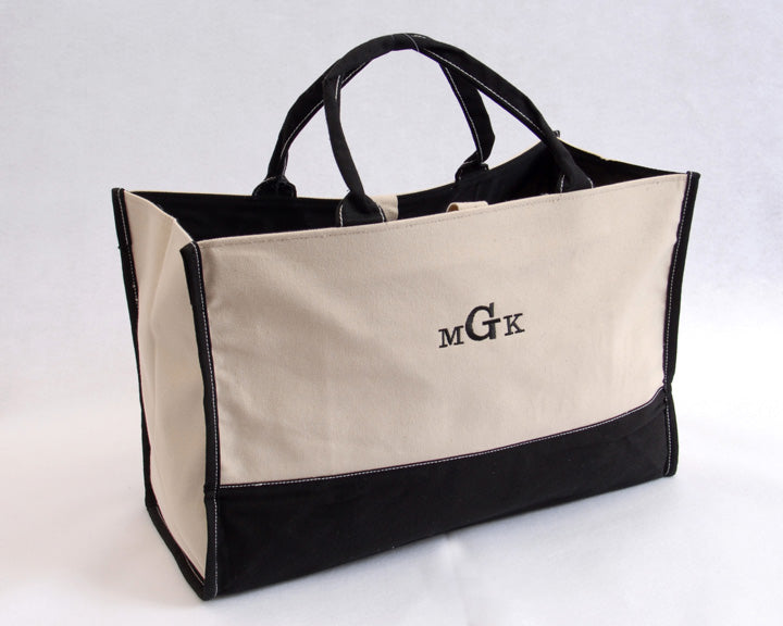 Personalized Metro Tote 'Em Bag