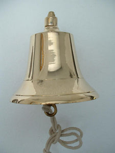 "6"" Fog Bell-Coastal Outdoor Living-Nautical Decor and Gifts"