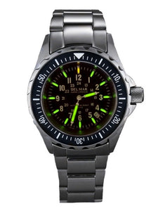 Men's 200M Super Super Luminous Glow Watch-Nautical Decor and Gifts
