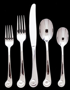 Sanibel Surf Flatware - 20 Piece Set