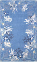 Sea Star Blue Rug