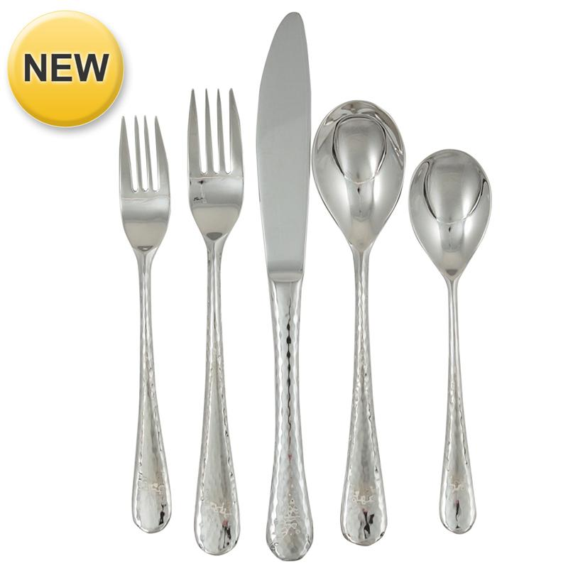 Shimmer Flatware by Ginkgo