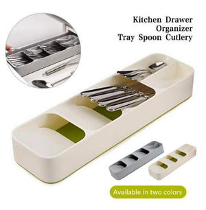 Kitchen Drawer Organizer Tray