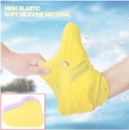 Silicone Anti-slip Waterproof Shoe Cover
