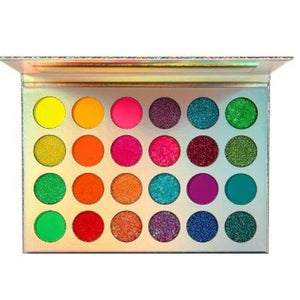 50% OFF only today: Glow Eyeshadow Palette (24 Colors)