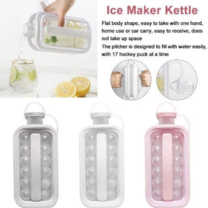 Portable Ice Kettle