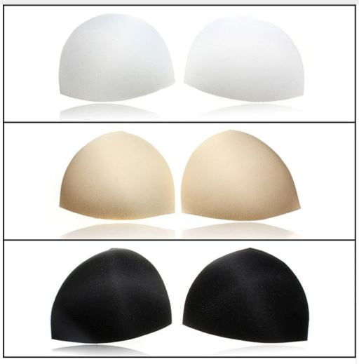 Seamless Plus Size With Removable Pads