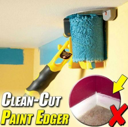 Clean-Cut Paint Edger / FREE SHIPPING For TODAY 🔥