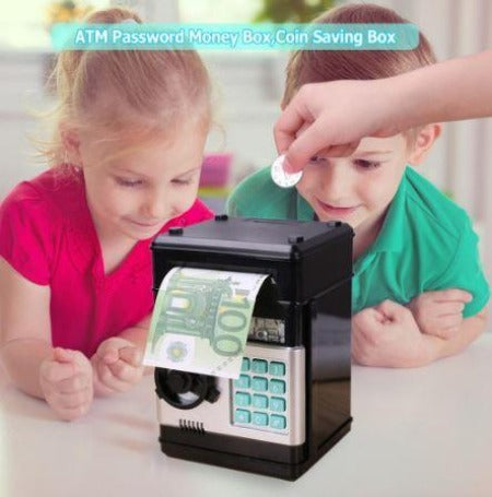 [Limited Time 50% OFF+ Free Shipping] Electronic ATM Password Piggy Bank