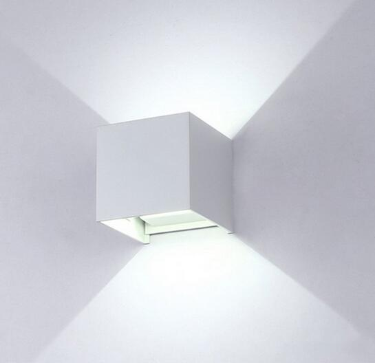 Cubistic Outdoor Wall Light - BLVCKBEAUTY