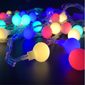 Christmas String Light - BLVCKBEAUTY