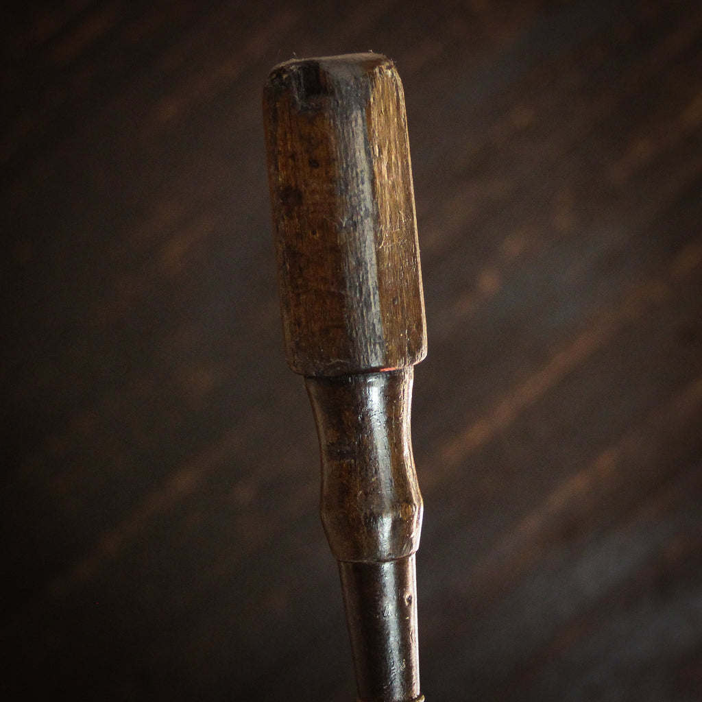 Beer Tap Handle: Vintage Screwdriver Handle (square)