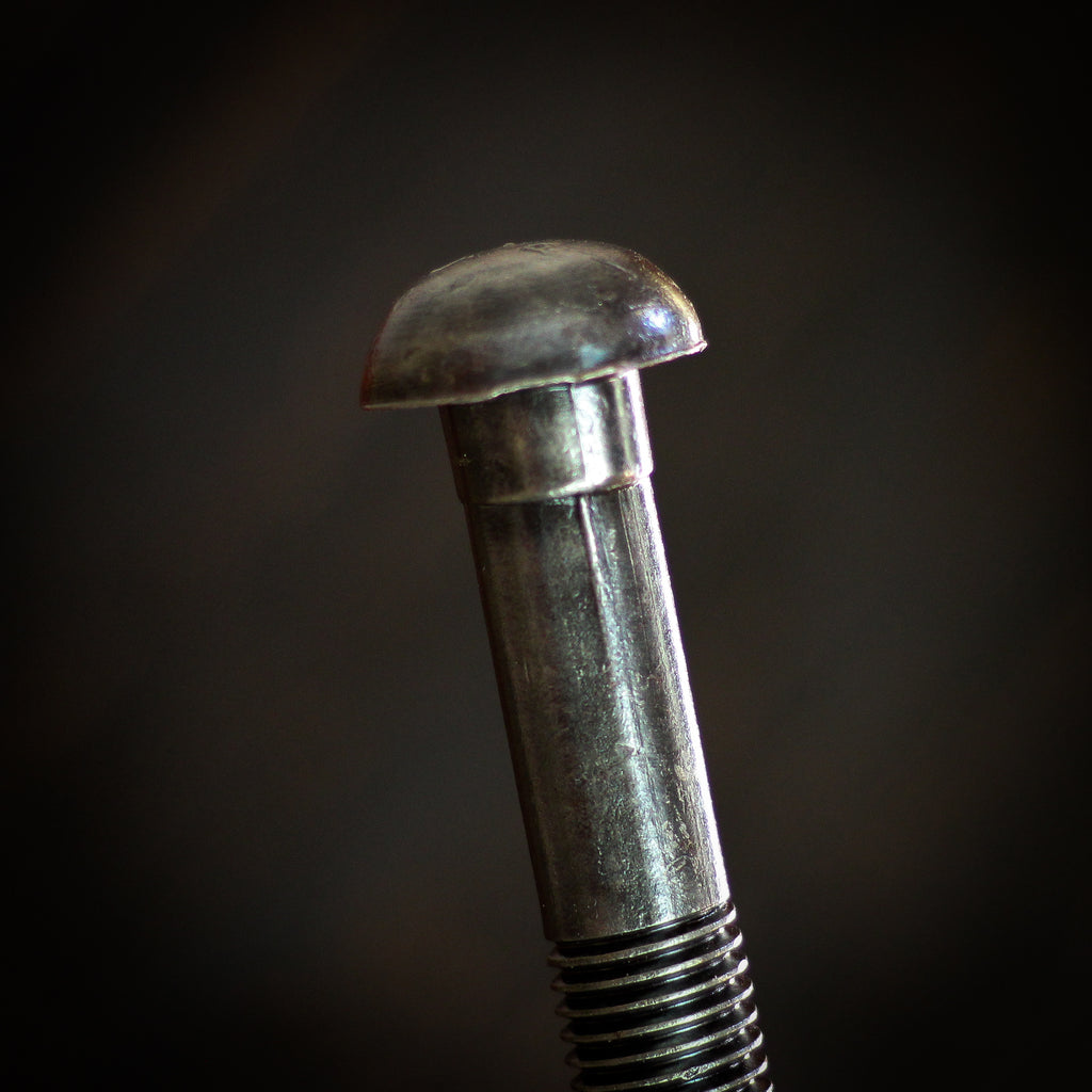 Beer Tap Handle: Railroad Bolt