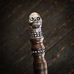 Beer Tap Handle: Bad to the Bone Skull Beer Pull