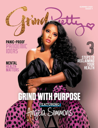 Grind Pretty Magazine - Summer 2020