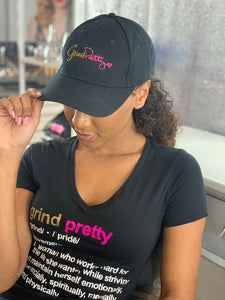 Grind Pretty Signature Cap