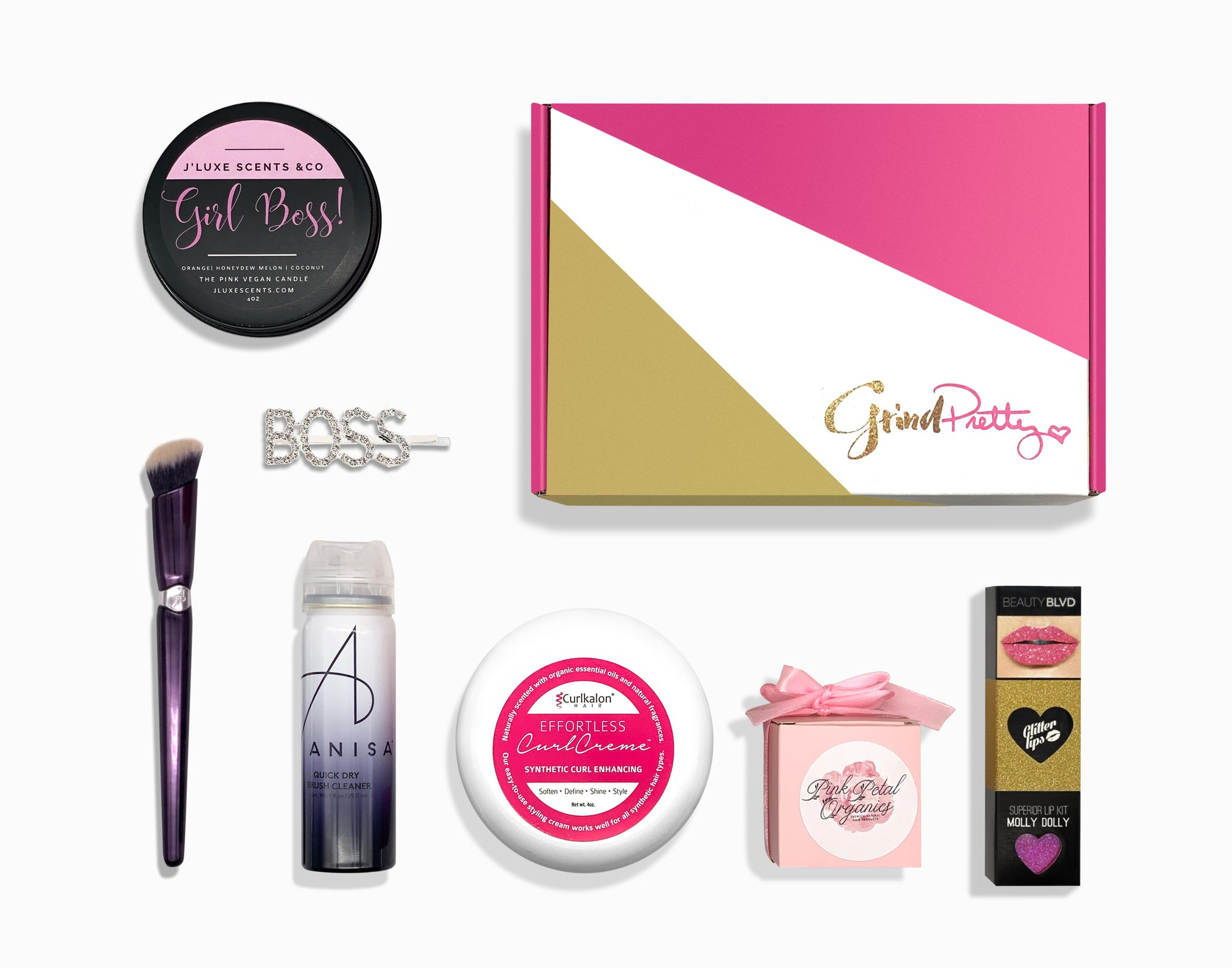 Grind Pretty Box - Winter Box 19