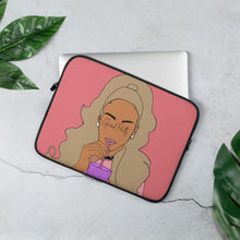 Load image into Gallery viewer, Grind Pretty Laptop Sleeve - Pretty Pony