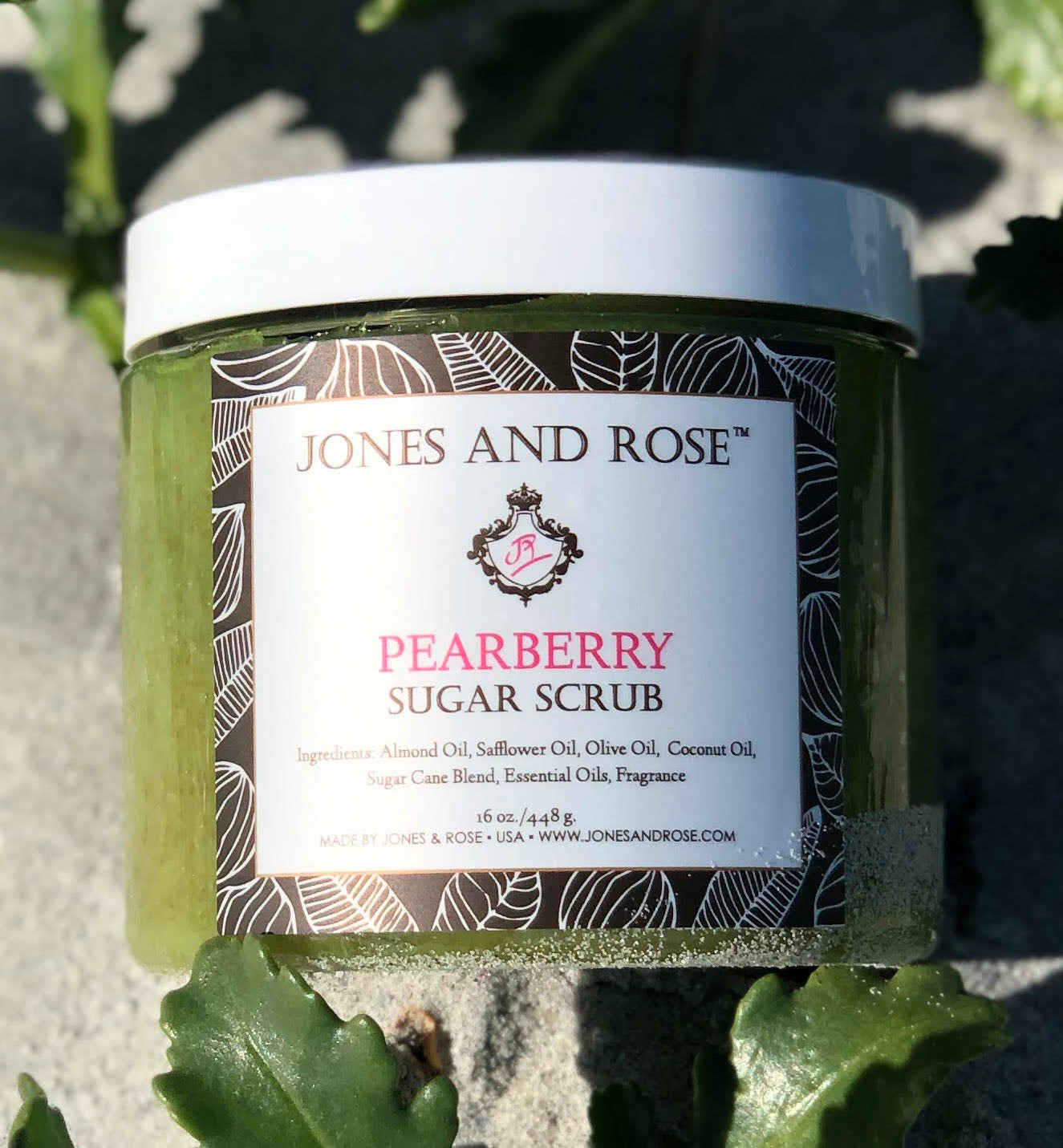 Pearberry Sugar Scrub