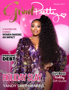 Grind Pretty Magazine - Winter 2019