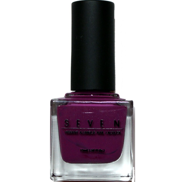 Seven Nail Lacquer - Grape Juice