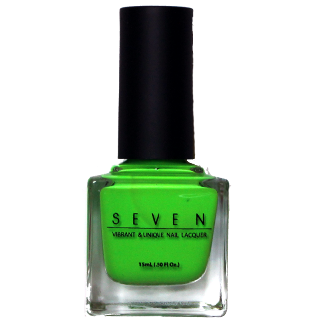 Seven Nail Lacquer - Lime Juice