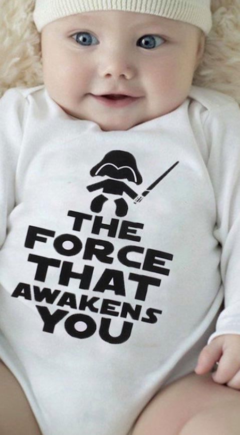The Force that Awakens you - Young Hugs