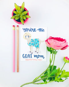 GOAT MOTHER'S DAY