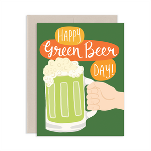 GREEN BEER DAY