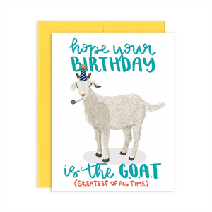 GOAT BIRTHDAY