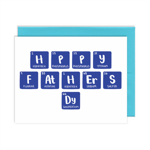 PERIODIC FATHER'S DAY