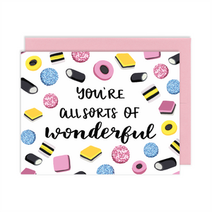 ALLSORTS OF WONDERFUL