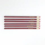 GRYFFINDOR HOUSE PENCIL SET