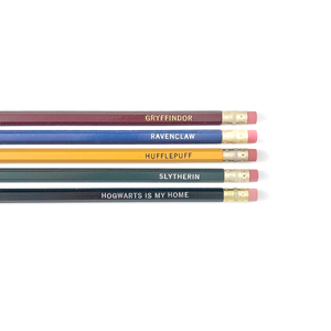 HOGWARTS HOUSE PENCIL SET