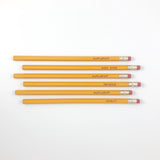 HUFFLEPUFF HOUSE PENCIL SET