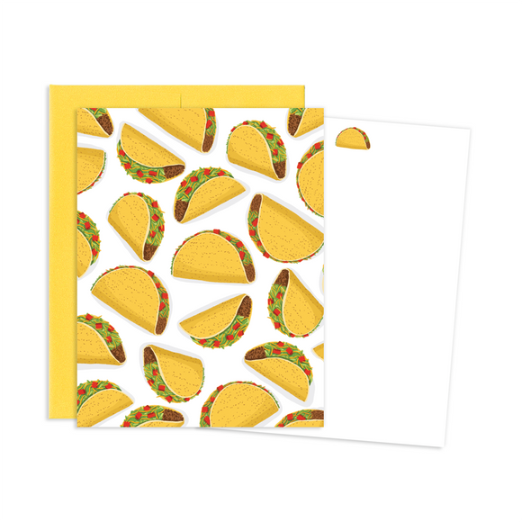 TACO NOTE CARDS